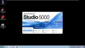R5Logix 5tudio 5000 V32 (Virtual Machine)