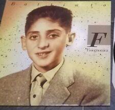 FRANCO BATTIATO LP SPANISH FISIOGNOMICA 1988  MINT