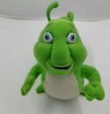 """Thomas Nelson Green Caterpillar Plush 15"""" Stuffed Toy HERMIE and Friends"""