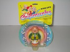 Ideal 1983 The Chipmunks Theodore on Drums Wind-Ups Toy SEALED