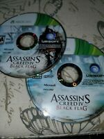 Assassin's Creed IV: Black Flag (Xbox 360) Disc Only, Tested!