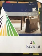 BEST DEAL Becker CPA Exam BEC Review 2012 w/Lecture Notes (Discount Available)