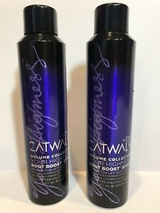 2 Catwalk Root Booster Spray Mousse Volume Collection by TIGI, 8.1 oz Root Lift