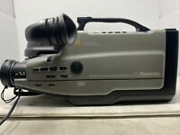 Panasonic AG188 VHS Camcorder W Battery, Charger Case MW2