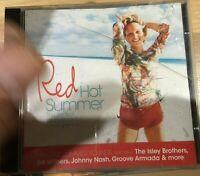 Red Hot Summer CD Rock / Pop Compilation Album