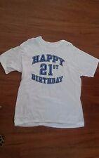 Orlando Magic NBA - Happy 21st Birthday, Dwight Howard T-Shirt - Adidas Size XL