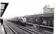 Rail Photo LMS MR Swinderby station Lincolnshire collingham hykeham