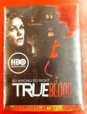 ~NIB~ SEALED HBO SERIES TRUE BLOOD COMPLETE SECOND SEASON ~MS~