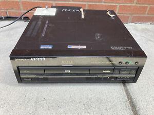 Pioneer Elite DVL-90 Home Theater LD CD DVD LaserDisc Player dvl90