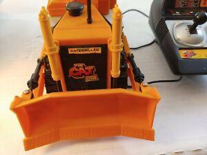 Remote Control Cat D9L Bulldozer Works