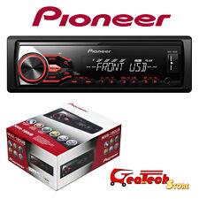 Pioneer Autoradio Stereo auto 4 x 50w MVH-180UB Ingresso AUX USB RCA FLAC D4Q