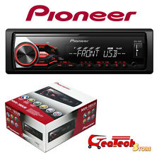 Autoradio PIONEER 4 x 50w MVH-180UB Ingresso AUX USB RCA Frontalino Estraibile