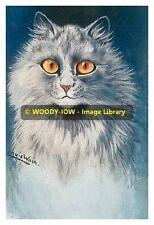 rp10234 - Louis Wain Cat - Persian Prince - photo 6x4