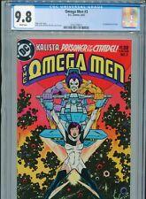 1983 DC OMEGA MEN #3 1ST APPEARANCE LOBO CGC 9.8 WHITE BOX4