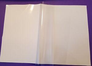 Clear Transparent Self Adhesive Vinyl Laminate Film, A4