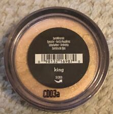Bare Escentuals BareMinerals KING Eye Wet Dry Pigment Shadow Liner .57 g