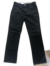 New listing Volcom Frickin Modern Pants Chino Black Youth Boys Size 12