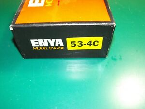 Enya 53-4C in good condition
