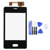 Touch Screen Display Glass Digitizer Panel + Tools For Fly Nokia Asha 501 N501