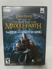 LOTR The Battle for Middle-Earth II : Rise of the Witch-King Expansion NO KEY