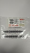 Decals - BaBiBi - 1:48 - F-16C-D Kaplan Squadron with Tigermeet tanks