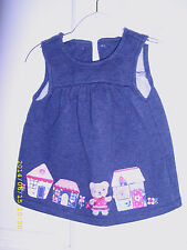 George Polyester Casual Dresses (0-24 Months) for Girls