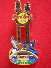 HRC hard rock cafe toronto skydome 15th Anniversary Double Neck Guitar le800