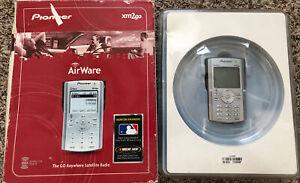 Pioneer AirWave XM2Go XM Portable Car Home Satellite Radio Receiver Accessories