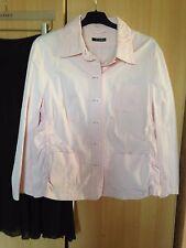 Jacke Blaser Bolero St. Emile zartes rosa Top gr 40/ 42 /44Sommer Frühjahr