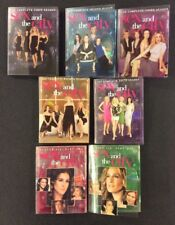 SEX AND THE CITY Complete TV Series DVDs ALL SIX SEASONS Carrie Bradshaw MR BIG