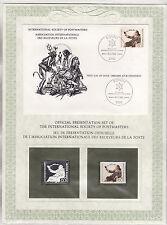 enveloppe timbre neuf et argent association receveurs de la poste  Allemagne 60