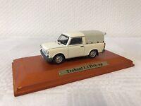 Atlas 1:43 Trabant 1.1 Pick Up DDR Modellauto Modelcar Scale Rarität Geschenk