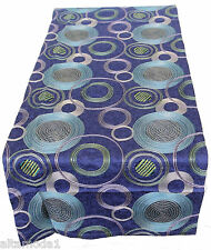 MISSONI HOME LIMITED EDITION DISKY T50 EMBROIDERED RUNNER - STRISCIA TAVOLA