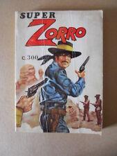 Super ZORRO n°8 1973 ed. SGE Spada  [G734E] BUONO