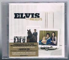 ELVIS PRESLEY  BY THE PRESLEYS - 2 CD F.C.  NUOVO SIGILLATO!!!