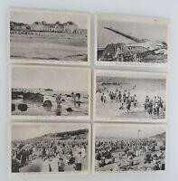 Postkarten Lot 6x CPA Frankreich Ort TROUVILLE Sammlung Collection France ~1920