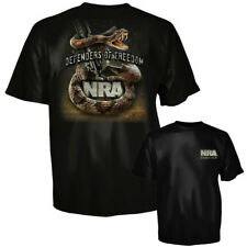 NRA Defenders T-Shirt (XL)- Black