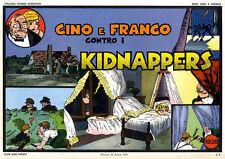 CINO E FRANCO contro I KIDNAPPERS (Club Anni Trenta, 1975)