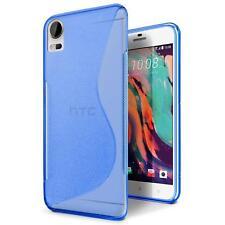 Handy Hülle für HTC Desire 10 Lifestyle Silikon Case Cover Schutzhülle Tasche