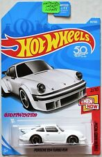 HOT WHEELS 2018 THEN AND NOW PORSCHE 934 TORBO RSR #2/10 VARIATION W+