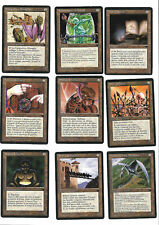 Lotti misti di carte gioco collezionabili Magic: The Gathering