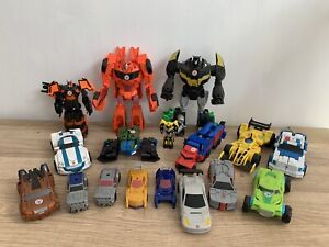 Hasbro Transformers Bundle x13 Vehicle Complete Figures +X4 Extras in VGC (Read)
