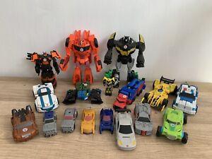 Hasbro Transformers Bundle x13 Vehicle Complete Figures +X4 Extras in VGC (Read)