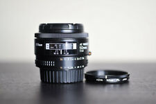Nikon AF 50mm 1.4 Prime FX Lens w/ Hoya CPL Filter!