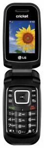 LG True B460 Cricket Unlocked Flip Phone