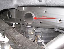 6pc Frame Tube Hole Plug Kit 2001-2019 Sierra Silverado 2500HD 2500 HD