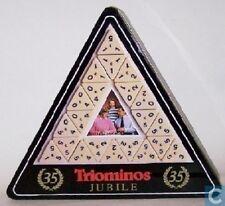 Jeu de société Triominos Jubile 35 ans - Boîte en métal - TBE