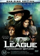 THE LEAGUE OF EXTRAORDINARY GENTLEMEN - BRAND NEW & SEALED R4 DVD (SEAN CONNERY)