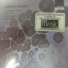 Mozart( Enhanced CD Album)Mellow Mozart-Black Box Music-BBM3002-UK-New & Sealed
