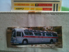 GMC AMERICAN BUS  KIT A MONTER PIRATE MODELS ECH HO